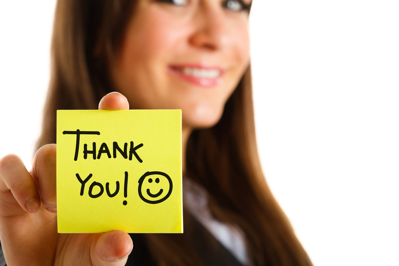 8 Thank You Quotes And Why They Are So Important | Forty One